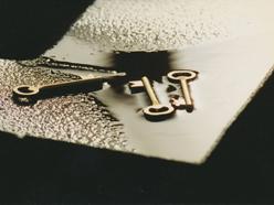 tři klíče pro Popelku
