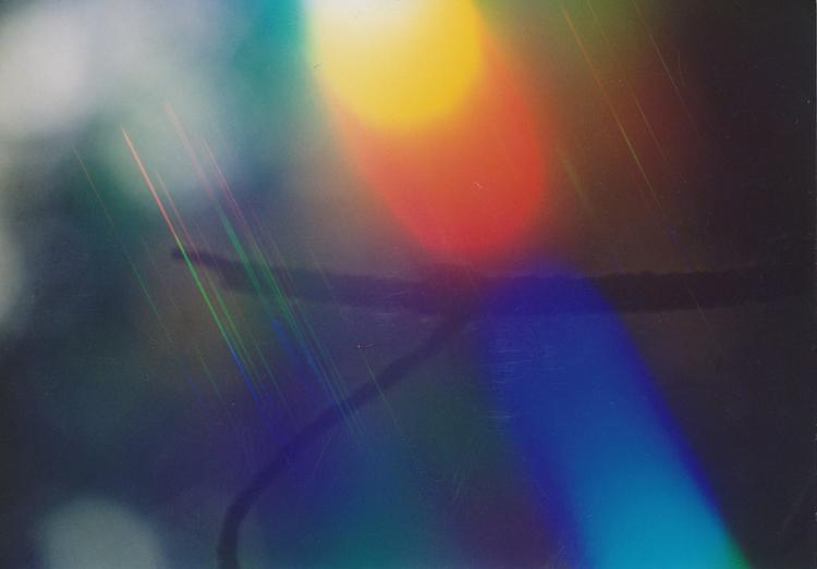 rozklad barev