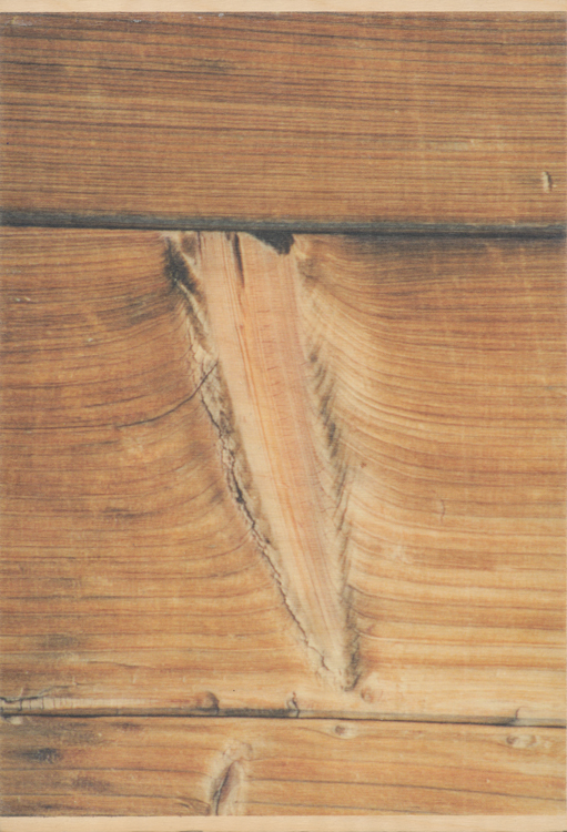 dřevo na dřevě