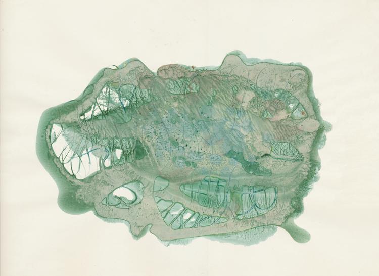 zelený mozek