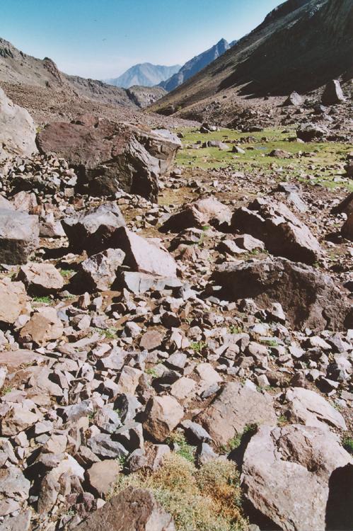 horské kameny