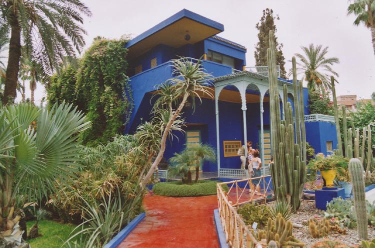 zahrada Marakesh 2