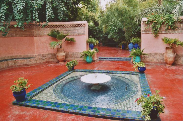zahrada Marakesh 3