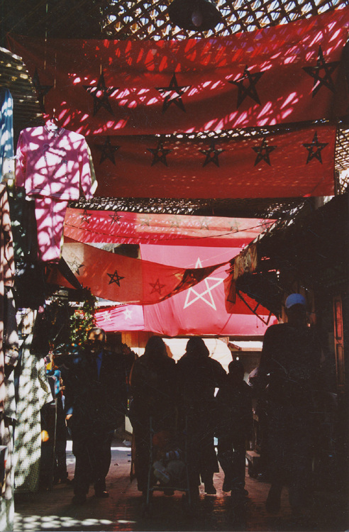 ulice Maroko